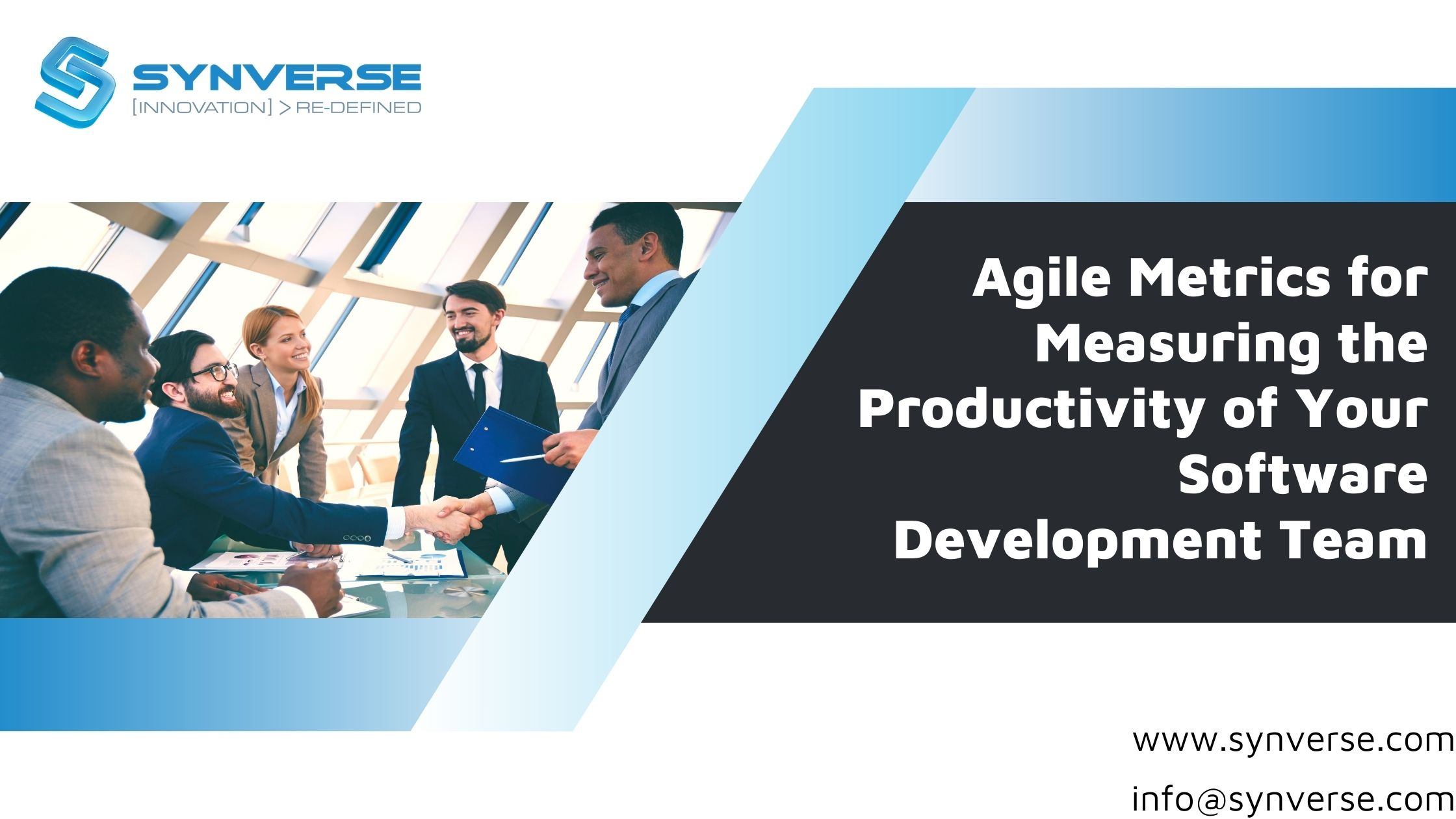 Agile Metrics for Measuring the Productivity of Your Software Development Team