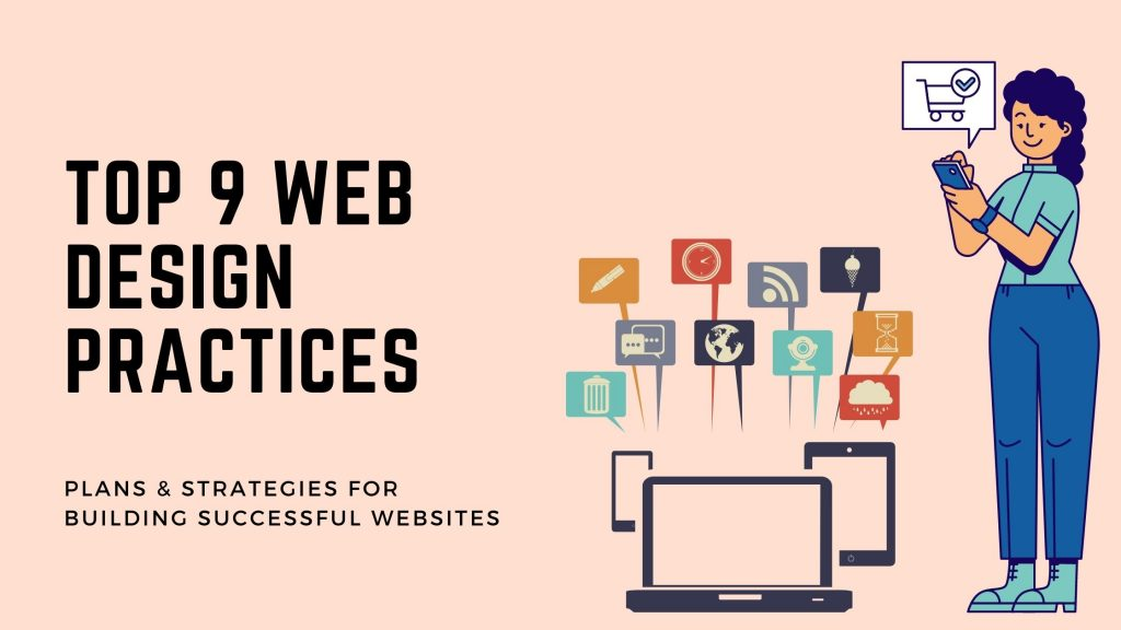Top 9 web design practices Synverse Technologies UK