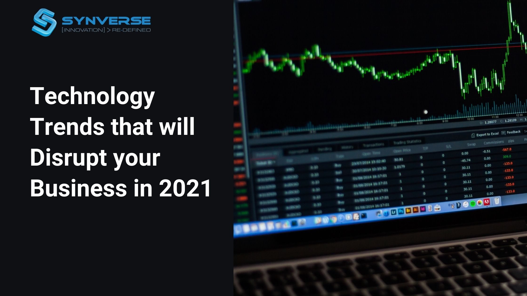Technology Trends that will Disrupt your Business in 2021